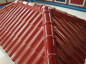 Cool Red Color For Home Roof Design - 4 Home Ideas