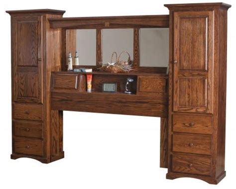 wall  bookcase beds amish furniture  mankato mn