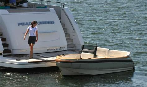 Yacht Tender Boat For Sale by 2015 Carbon Craft Yacht Tender Diesel Jet Power Boat For
