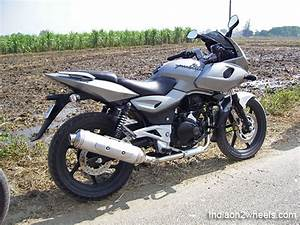 Crazy Bike Junction  Bajaj Pulsar 220 F Images