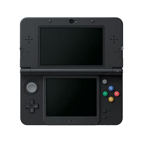 new nintendo console new nintendo 3ds console black the gamesmen