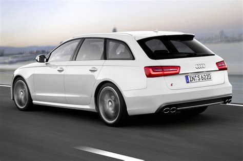 2018 Audi S6 Avant