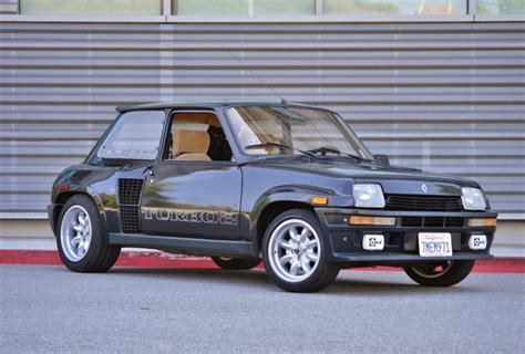 renault turbo for sale 1983 renault r5 turbo 2 for sale on bat auctions sold