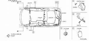 Nissan Maxima Harness Body  Egi  Engine  Room