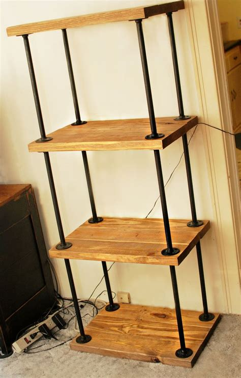 wood shelf plans   woodworking projects plans
