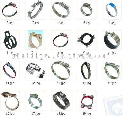 32 Types Of Clamps For Hoses, Automotive Hose Clamps 2017