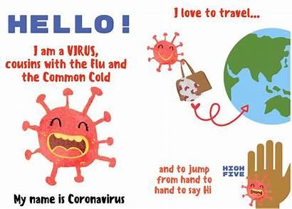 Covid Children Coronavirus Explaining Explain