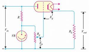 Dc Voltage Regulator Circuit  U2013 Electronics Post