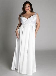 best style wedding dress for plus size bride 2018 With best wedding dresses for plus size
