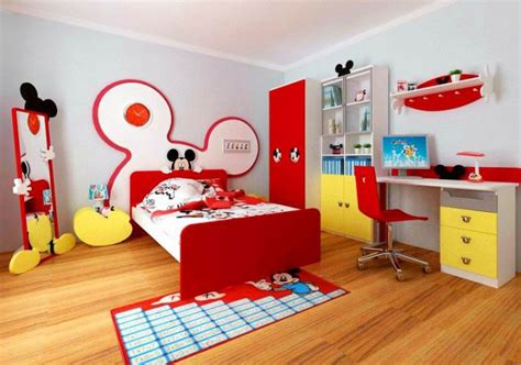 Amazing Disney-inspired Bedroom Designs