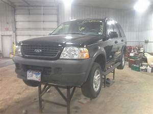2003 Ford Explorer Automatic Transmission 2wd
