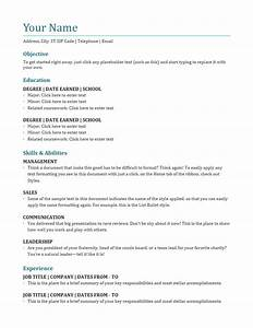 best blank resume templates free download best resume With blank resume template download
