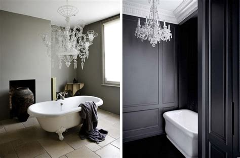design element bathroom chandeliers design trend