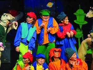 A Time to Shine: Missoula Children's Theatre Production of ...