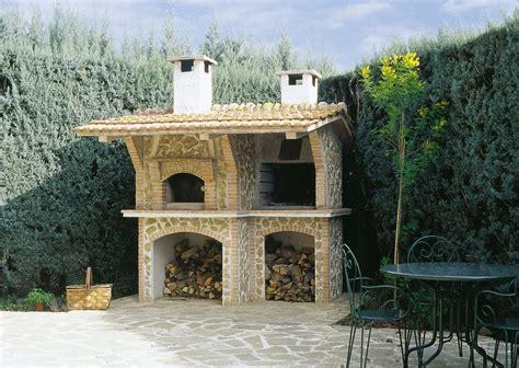 caminetti da giardino prezzi caminetti barbecue muratura onor e borin con forni e