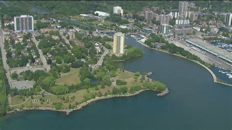 Public Boat Launch Mississauga by High Water Levels Cause Shoreline Damage Affect Parks In