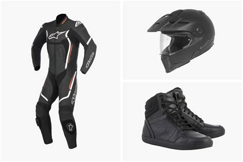 Best Motorcycle Gear For Spring 2017