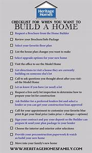 Hausbau Ideen Baupläne : checklist of what to do when you want to build a home the steps you should take in the home ~ Bigdaddyawards.com Haus und Dekorationen