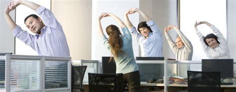 exercice au bureau série d 39 exercices trés faciles 6 exercice physique