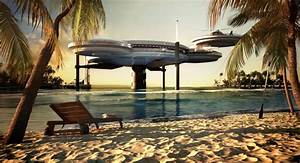 Photos  Underwater Hotel  Casino Concept For Great Barrier