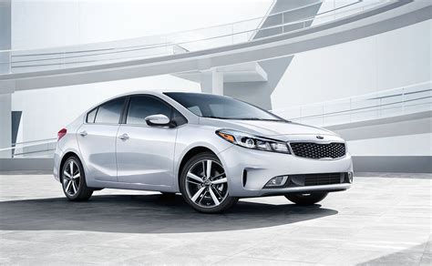 kia forte white color side wide view  uhd wallpaper