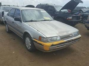 Auto Auction Ended On Vin  1yvgd22b3l5256003 1990 Mazda