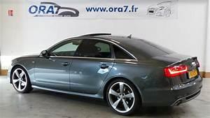 Audi Occasion Lyon : audi a6 3 0 tdi 204ch s line multitronic occasion lyon neuville sur sa ne rh ne ora7 ~ Gottalentnigeria.com Avis de Voitures