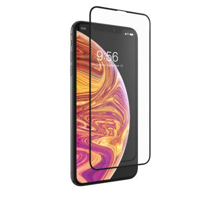 invisibleshield glass luxe for the apple iphone xs max apple iphone xs max invisibleshield