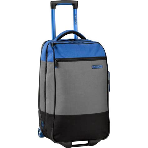 Burton Wheelie Flight Deck Travel Bag by Burton Wheelie Flight Deck Travel Bag S Altrec