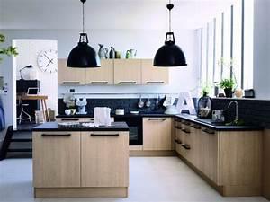 Cuisine Bois Clair : 15 cuisines bois au top de la tendance 2013 ~ Melissatoandfro.com Idées de Décoration