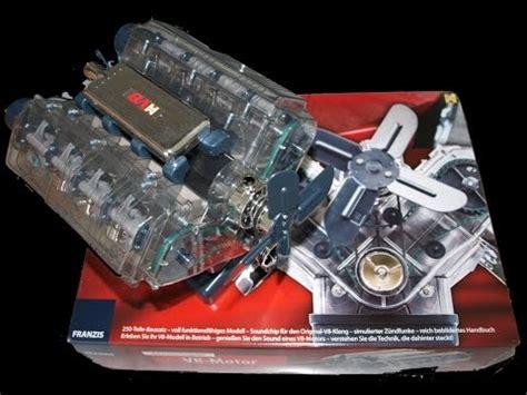 motor selber bauen detailansichten v8 motor zum selber bauen quot das franzis lernpaket v8 motor quot