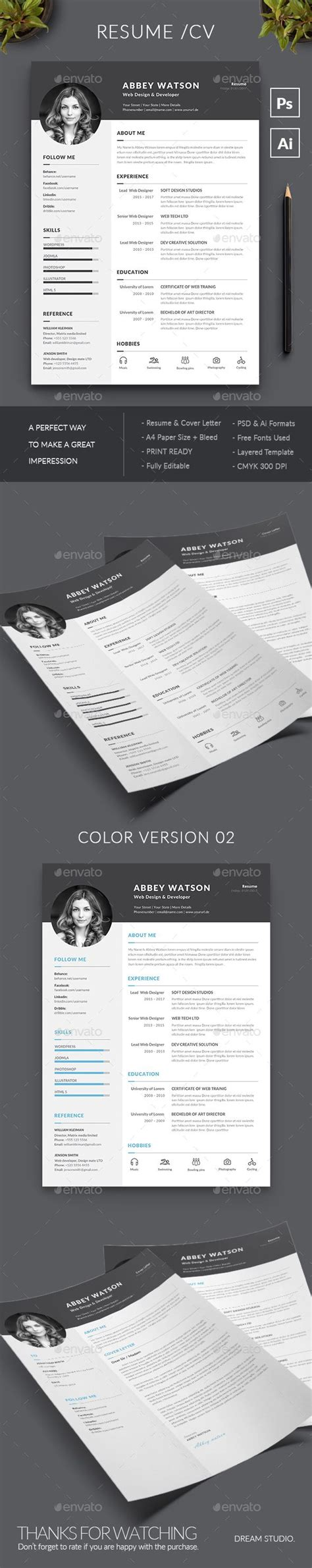 Resume Eg by Best 20 Creative Resume Design Ideas On