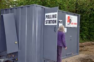 Election Polling Place