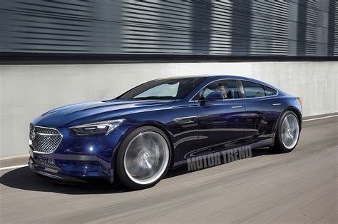 2015 Buick Coupe by Gm Considers Four Door Buick Avista Coupe