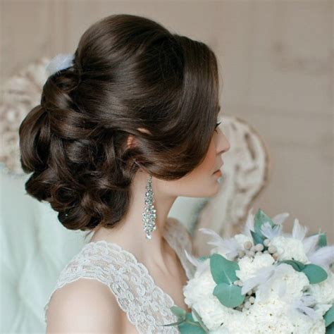Classic Wedding Updo Hairstyles by 30 Classic Wedding Hairstyles Updos Wedding Hair Ideas