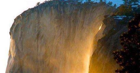 The Amazing World Yosemite Falls Mariposa United States