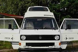 VW T3 Westfalia Joker Wohnmobil Mit Hochdach Wohnwagen