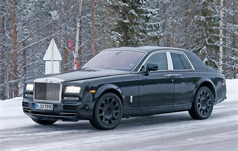 The Posh Roader Rolls Royce Confirms Suv For 2018 By Car