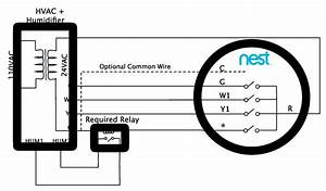 Nest Learning Thermostat 3rd Generation Wiring Diagram