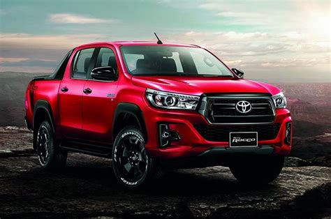 Revo Image by 2018 Toyota Hilux Facelift Leaks As Thai Hilux