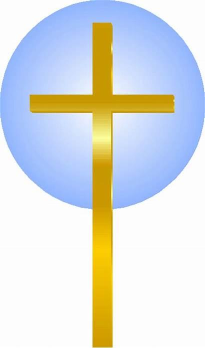 Clip Cross Jesus Clipart Religion