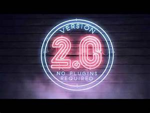 Neon Sign Kit After Effects Template Videohive