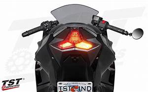 Integrated Programmable Tail Light