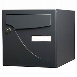 Renz Boite Aux Lettres : bo te aux lettres normalis e la poste 2 portes renz ~ Dailycaller-alerts.com Idées de Décoration