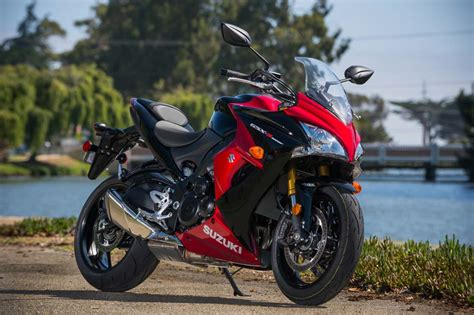 2016 Suzuki Gsx S1000 Gsx S1000f Ride Review