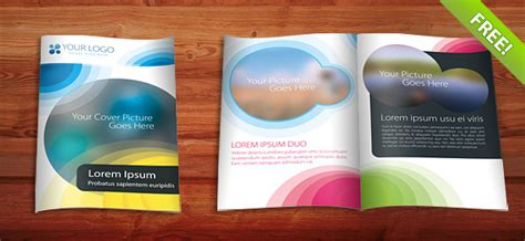 Brochure Photoshop Template by 35 Best Free Brochure Templates Feedtip