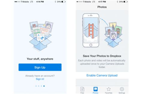 to upload photos from iphone to dropbox don t lose those cat pics 6 ways to offload photos from