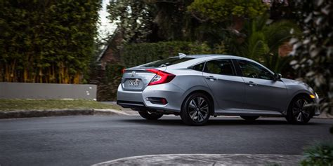 honda civic vti lx review  caradvice