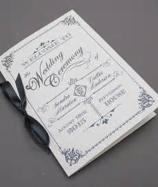 wedding program covers 1000 ideas about wedding programs on wedding