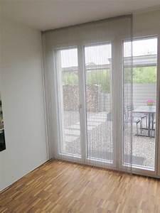 Blickdichte Vorhänge Verdunkelung : fadenvorhang garda t rvorhang in silbergrau ~ Indierocktalk.com Haus und Dekorationen